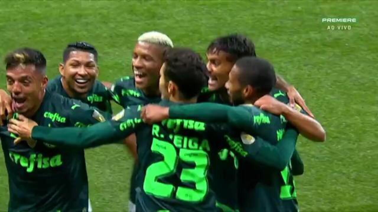 Palmeiras gol 2 x 0 Gremio per il decimo turno del campionato brasiliano