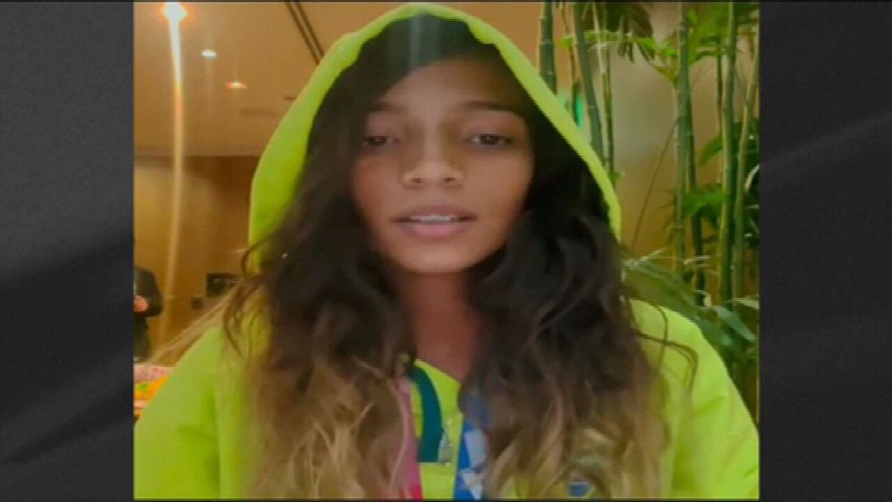 Rayssa Leal cancela recepção no Maranhão por conta da Covid