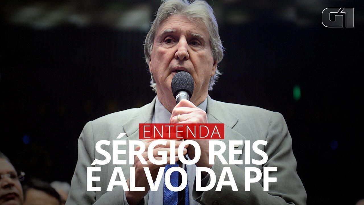 Por que Sérgio Reis e Otoni de Paula são alvos de operação da PF?