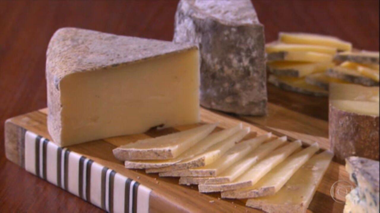 Una finca premiada por la calidad del queso