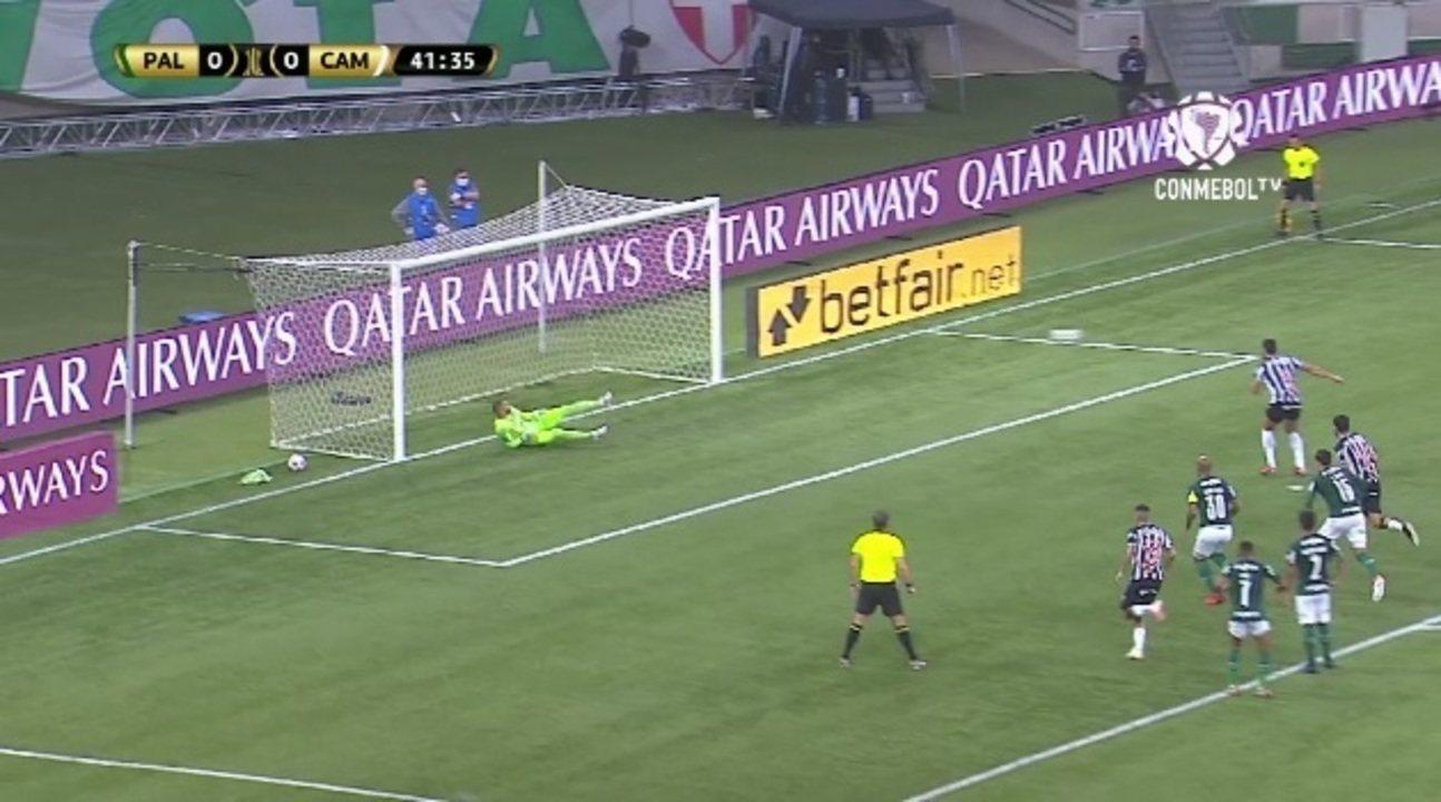 Melhores momentos: Palmeiras 0 x 0 Atlético-MG, pela semifinal da Libertadores