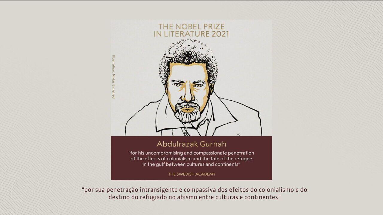 Romancista da Tanzânia que aborda questão dos refugiados é premiado com Nobel de Literatura